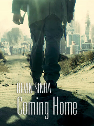 Cinematographer / DP / MoVI Operator: Sam Nuttmann - Seattle - music video - Coming Home - poster