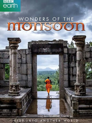 Cinematographer / DP - Sam Nuttmann - Cambodia - television, tv - BBC - Wonders Of The Monsoon - poster