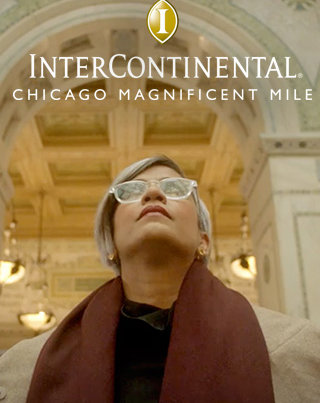 Cinematographer / DP: Sam Nuttmann - Chicago - commercial - InterContinental Chicago - poster