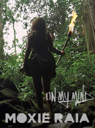 Cinematographer / DP Sam Nuttmann - Hawaii - music video - Moxie Raia - poster