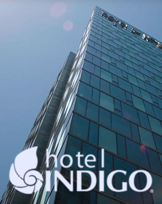 Cinematographer / DP: Sam Nuttmann - Los Angeles, LA - commercial - Hotel Indigo - poster