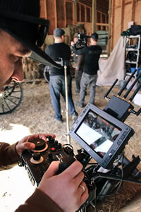 Cinematographer / DP Sam Nuttmann - Seattle - Blackmagic 4K camera - Freefly MoVI Controller