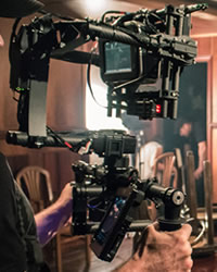 Cinematographer / DP Sam Nuttmann - Seattle - Blackmagic 4K camera - Freefly MoVI