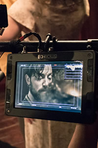 Cinematographer / DP Sam Nuttmann - Seattle - Blackmagic 4K camera - SmallHD DP7 monitor