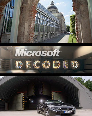 Cinematographer / DP: Sam Nuttmann - Seattle, WA - documentary - Microsoft - Decoded