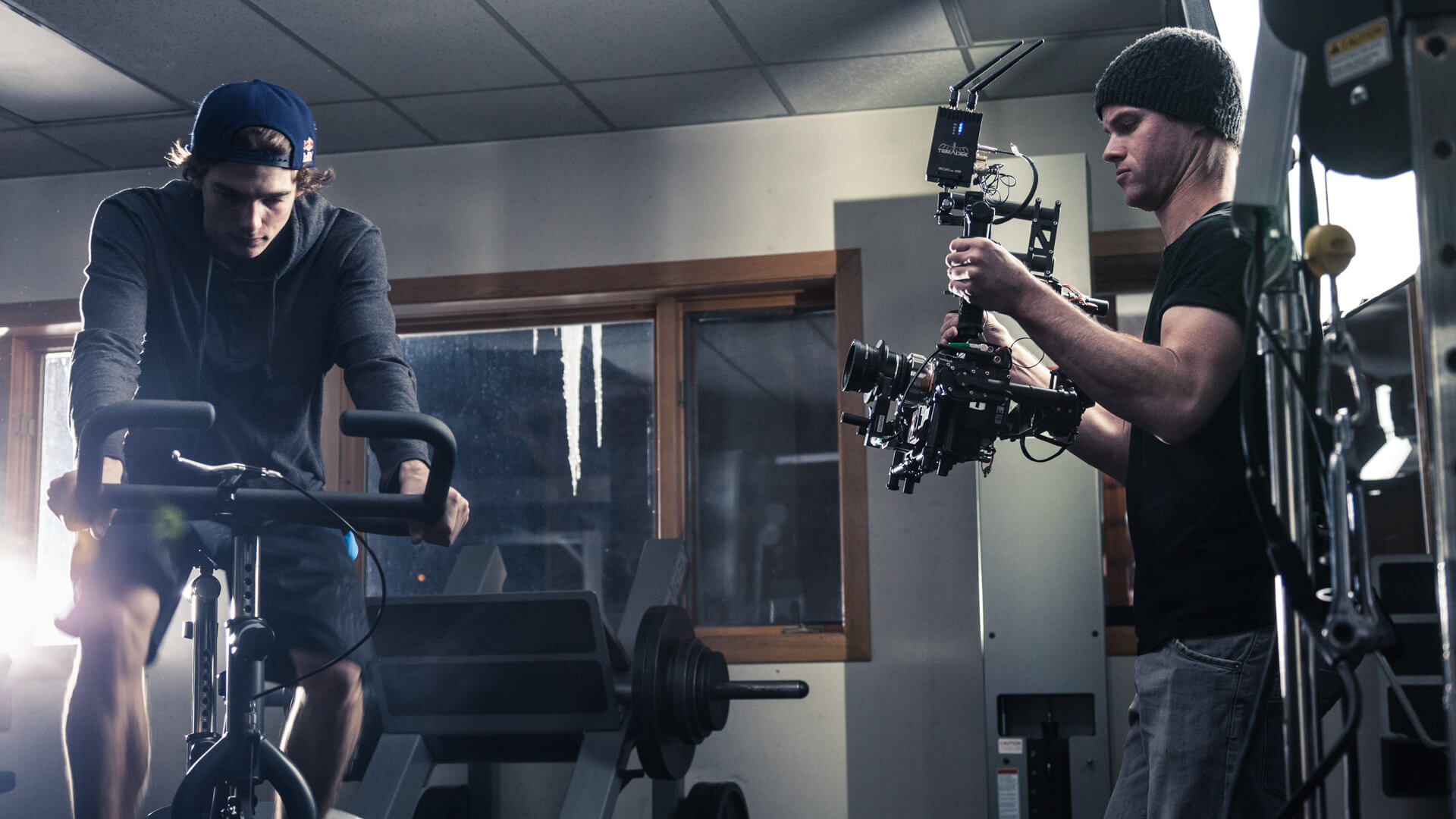 MoVI Operator Sam Nuttmann - Colorado - Red Bull Moments - Kowa Anamorphic lenses