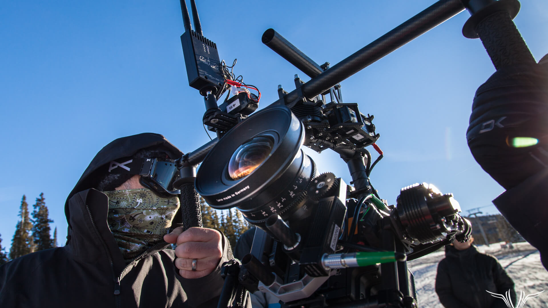 MoVI Operator Sam Nuttmann - Colorado - Red Bull Moments - Zeiss 8R lens
