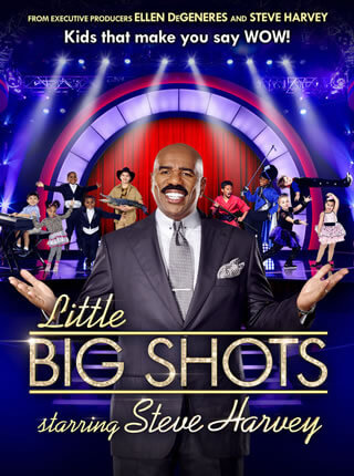 MoVI Operator Sam Nuttmann - Los Angeles, LA - television, tv - Little Big Shots - poster