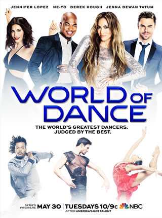MoVI Operator Sam Nuttmann - Los Angeles, LA - television, tv - World Of Dance - poster