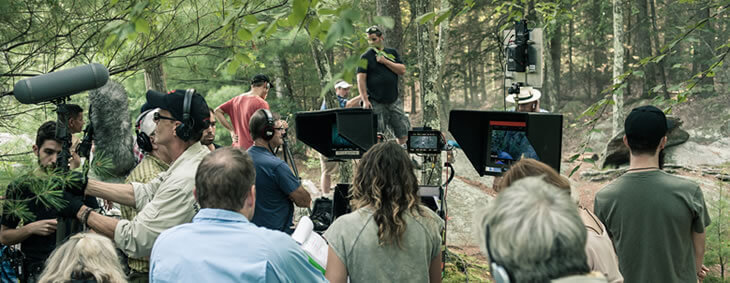MoVI Operator Sam Nuttmann - Los Angeles, LA - Teradek - film - The Sea Of Trees