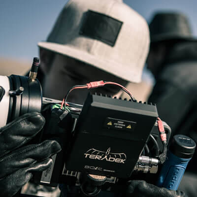 MoVI Operator Sam Nuttmann - Los Angeles, LA - Teradek Sidekick - film - Wasteland Legends
