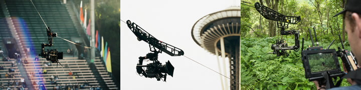 MoVI Operator Sam Nuttmann - Seattle - Dactylcam Cable Cam - behind-the-scenes