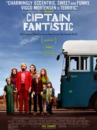 MoVI Operator Sam Nuttmann - Seattle - film, movie - Captain Fantastic - poster