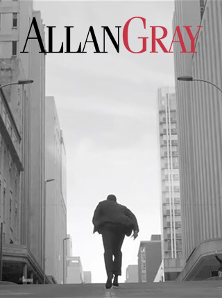 MoVI Operator Sam Nuttmann - South Africa - Allan Gray - commercial - poster