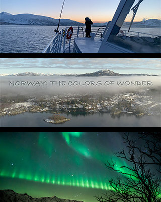 Travel Adventure Filmmaker / Cinematographer / DP: Sam Nuttmann - Norway - short film